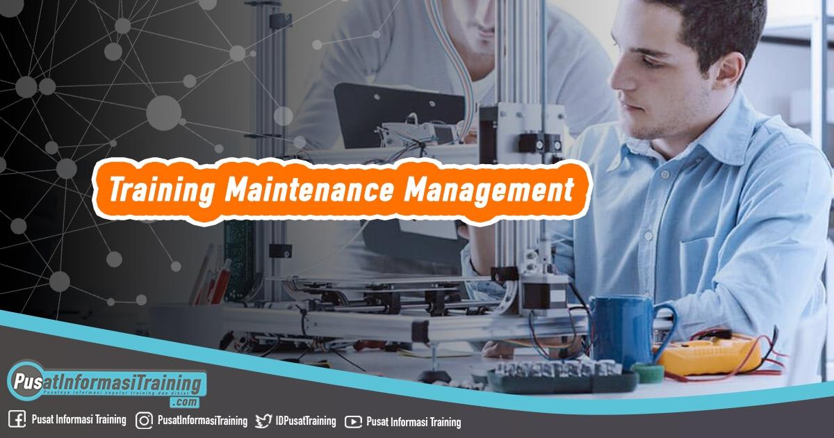 Training Maintenance Management - Training Maintenance Management