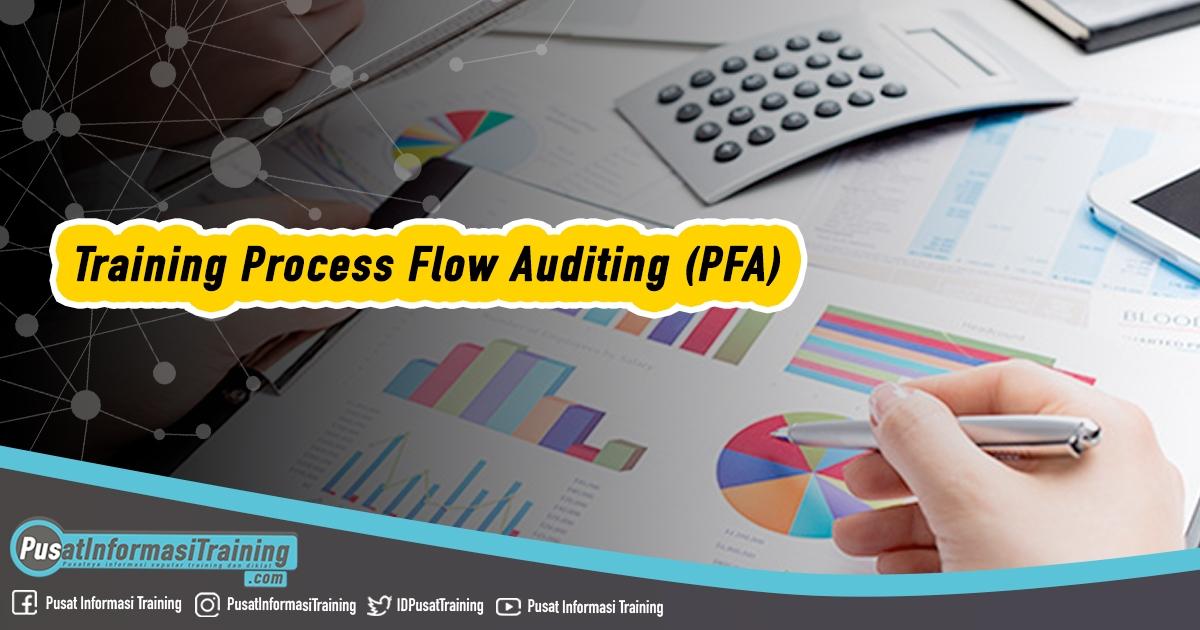 Training Process Flow Auditing (PFA) Jogja jakarta bandung bali