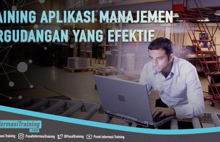 Training Aplikasi Manajemen Pergudangan yang Efektif