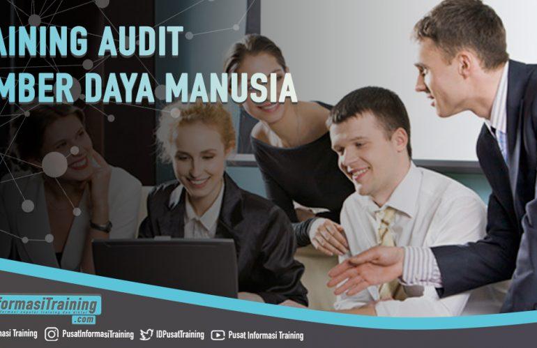 Training Audit Sumber Daya Manusia