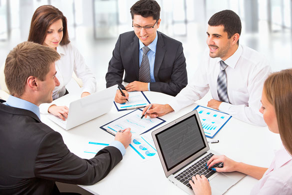 Business Courses at New Horizons - Training Business Analysis and Valuation Model
