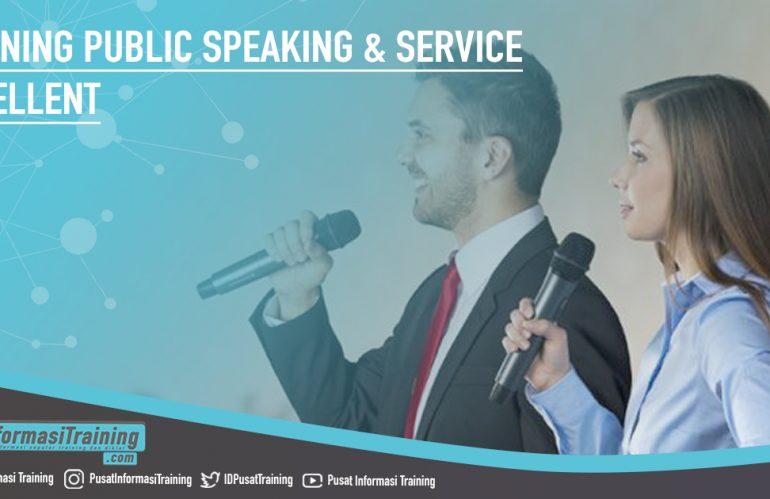 Training Public Speaking & Service Excellent