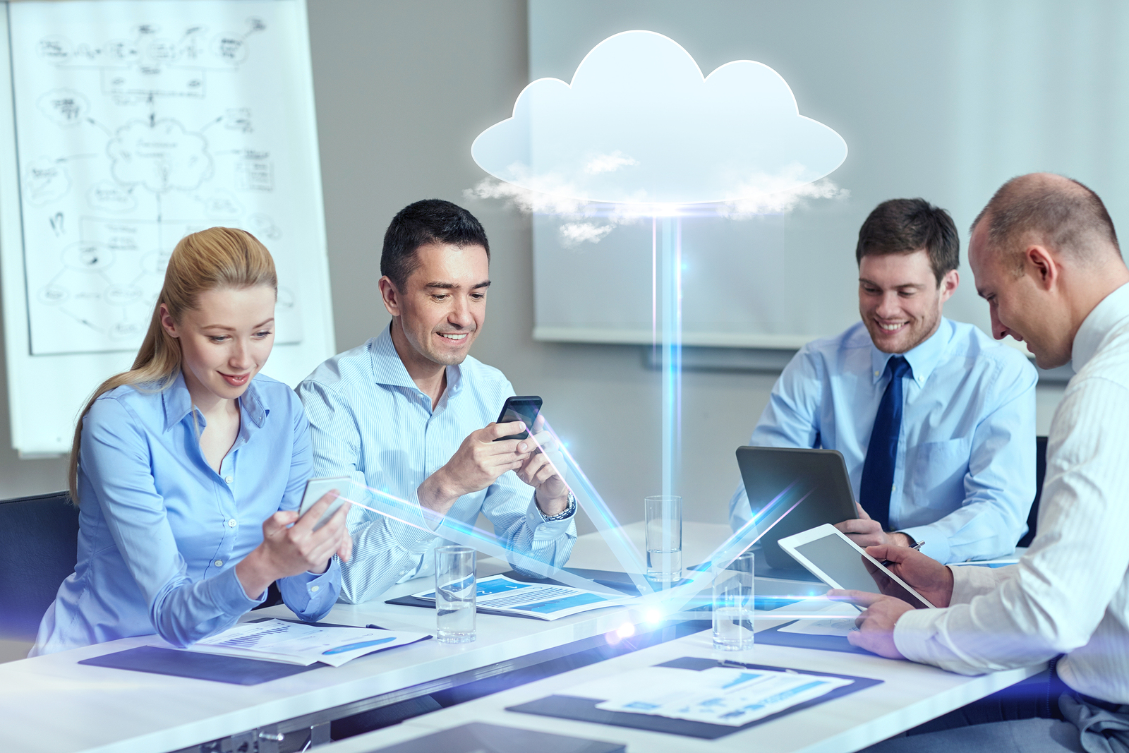 bigstock business people cloud comput 79684360 1 - Training Best Practice Payable Management