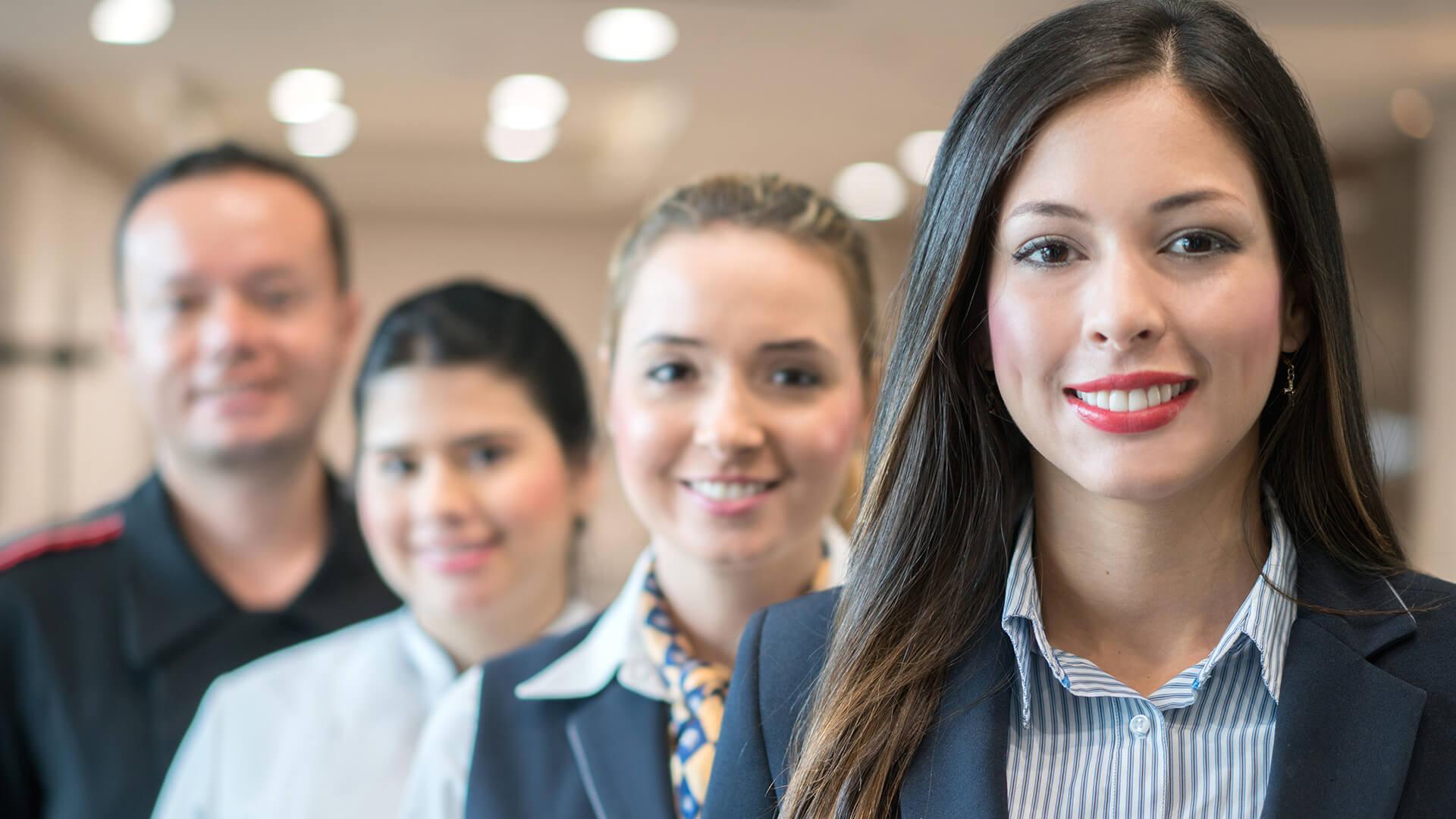 Tarining Pelatihan Profil Bisnis dan Manajemen Risiko Perhotelan