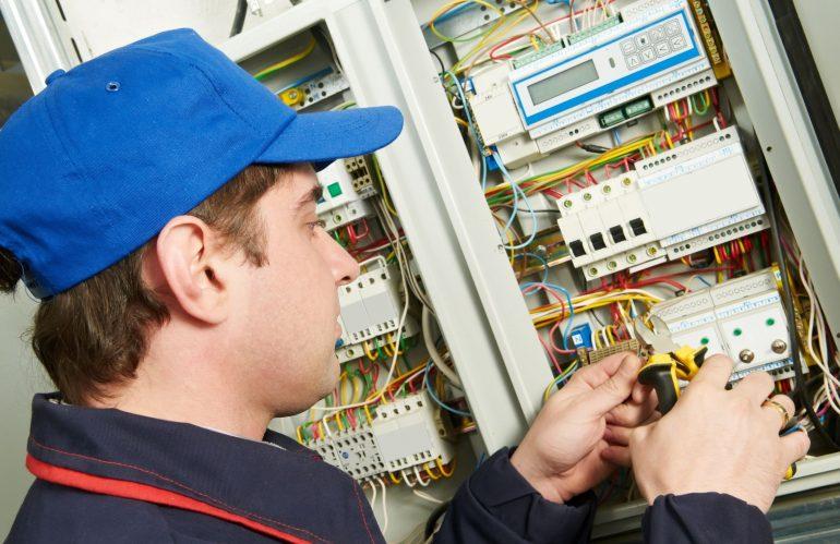 Training Electric Motor Control