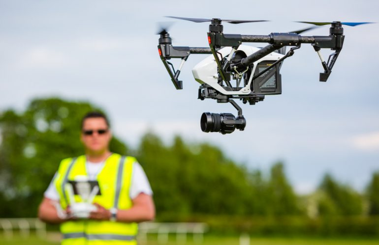 Training Drone and Survey