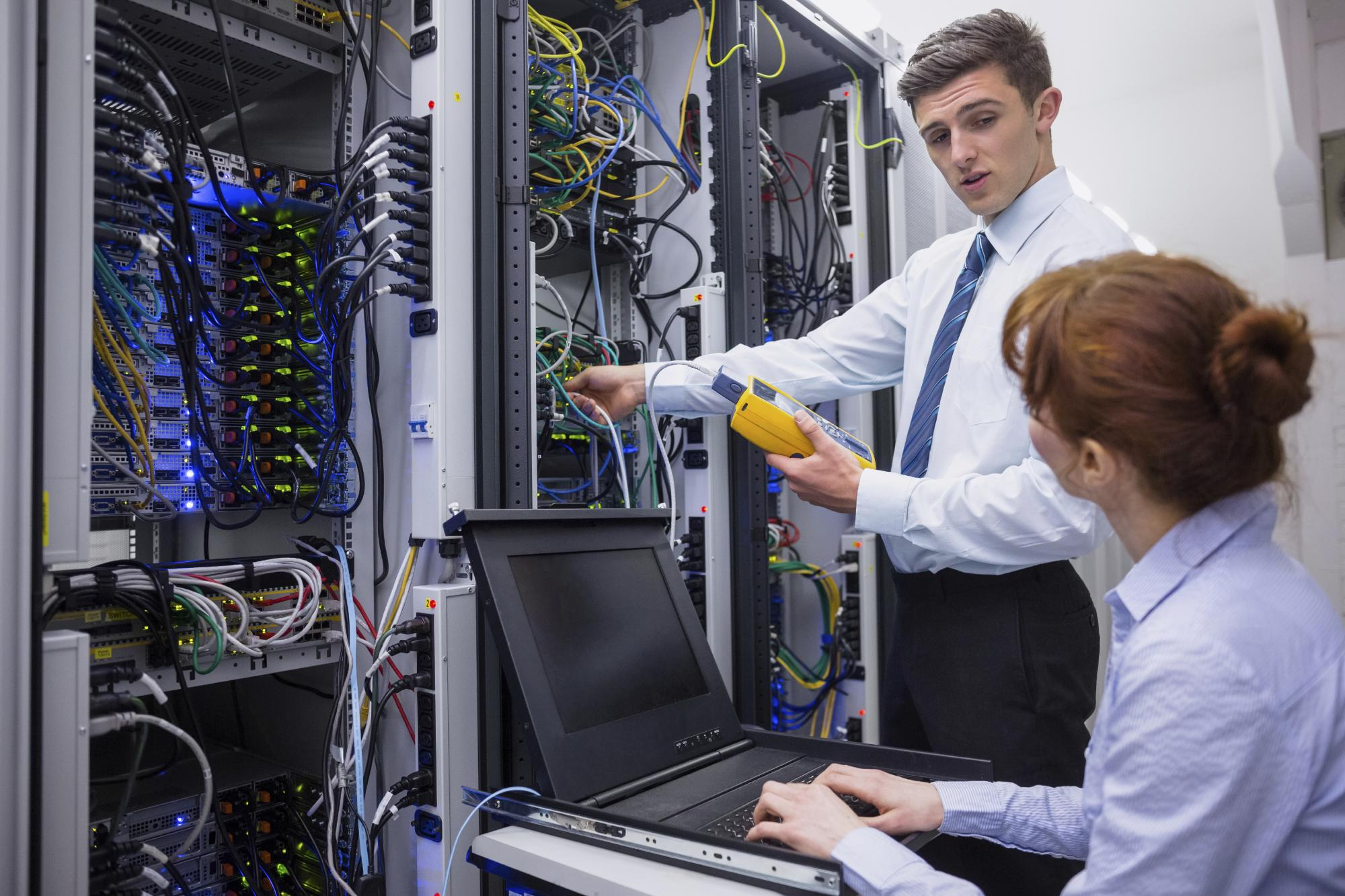 Inginer de retea - Training Teknik Instalasi dan Proteksi Listrik