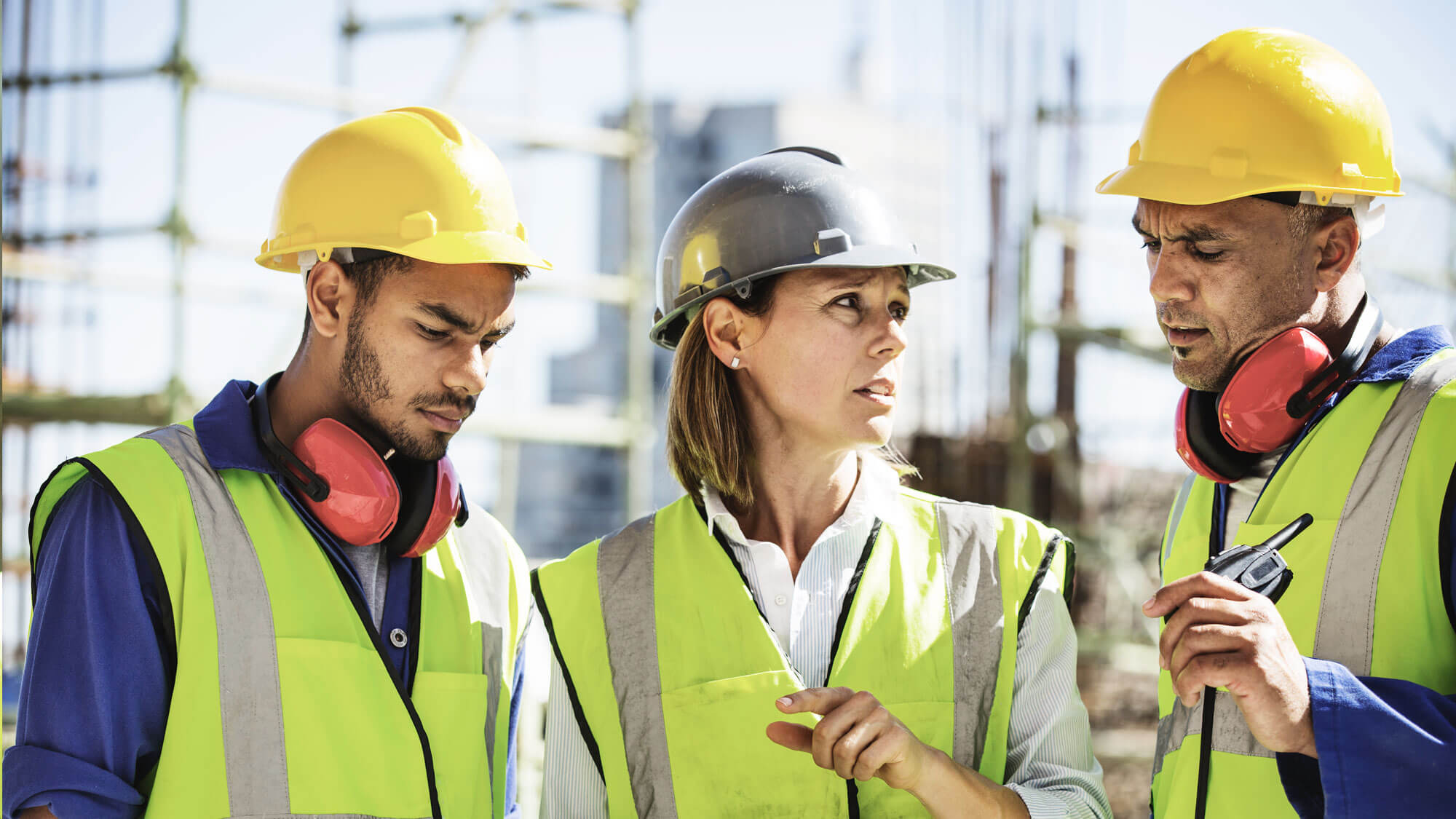 Training Keselamatan Dan Kesehatan Kerja Pada Pelaksanaan Proyek Kontruksi