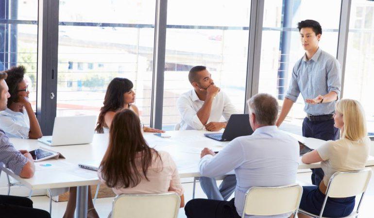 Training Innovation of Leadership Skill
