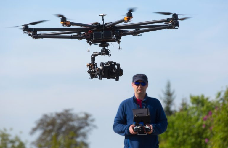 Training Pelatihan Pemetaan Menggunakan Drone