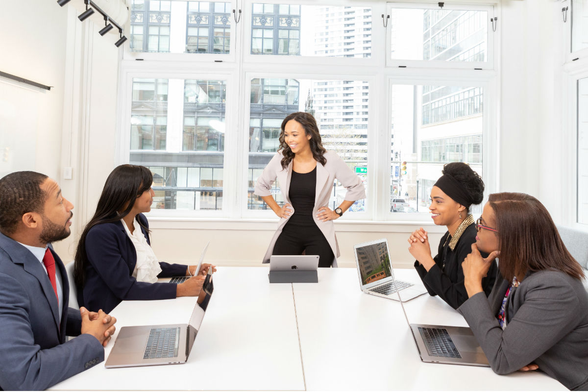 women in leadership - Training Project Cost Management