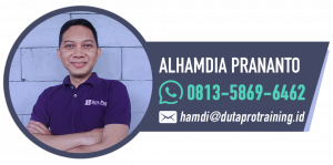 Alhamdia Prananto WA 300x149 - Training Auditing the Enterprise Risk Management Process