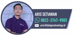 Aris Setiawan WA 300x149 - Training Auditing the Enterprise Risk Management Process