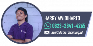 Harry Awidiharto WA 300x149 - Training Auditing the Enterprise Risk Management Process