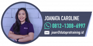 Joanata Caroline WA 300x149 - Training Pelatihan Negotiation Skill For Purchasing