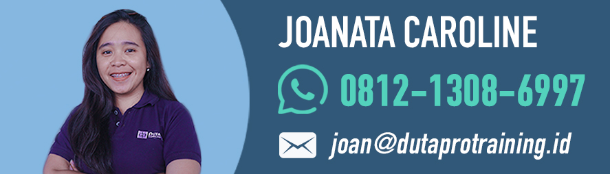 Kontak Joan - Training Strategic Management