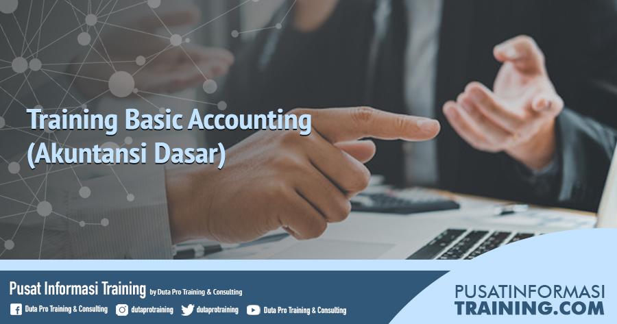 Basic Accounting (Akuntansi Dasar)