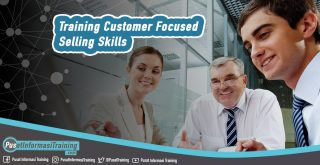 Training Customer Focused Selling Skills